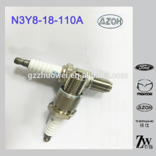 Bom desempenho da vela de ignição NGK N3Y8-18-110A