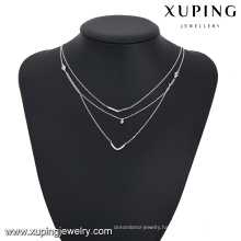 necklace-00200-cheap wholesale fashion jewelry multilayer necklace
