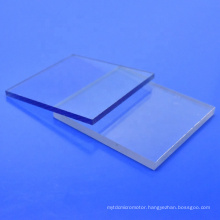 Public effective insulation board clear polycarbonate