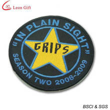 Hot Sale Embroidery Logo Woven Patch (LM1569)
