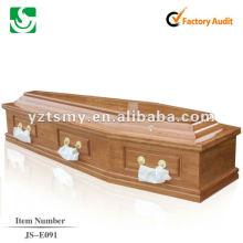 almejando o caixão de cremação alças mental JS-E091
