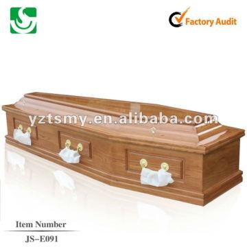 craving mental handles cremation coffin JS-E091