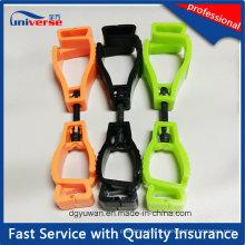 Free Sample Chine Vente en gros Pantone Color Plastic Gloves Claviers de sécurité