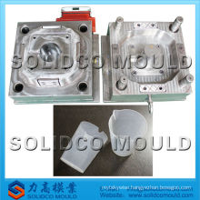 Plastic injection measuring cup mould