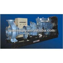 Pompe à eau à bas prix alimentée par un générateur diesel