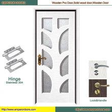 Kunststoff Tür Fenster Tür WC Tür