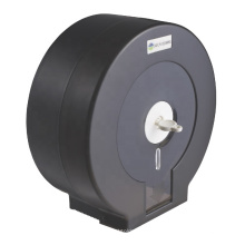 non punching waterproof manual roll paper dispenser ABS plastic hotel toilet circular generous tissue towel wall mounted holder