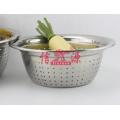 Acero inoxidable colador de arroz lavado profundo (FT-00409)