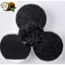 China Proveedor KOH granular activado con ISO