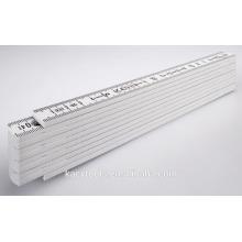 High Quality Plastic Folding Ruler/ Plastic Yardsticks