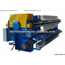 Leo Filter Full Automatic Palm Oil Membrane Filter Press