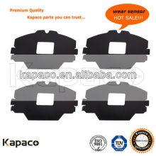 Kapaco Premiun Quality Anti-noise Shim OE 0004209920 для тормозной колодки Mercedes Benz
