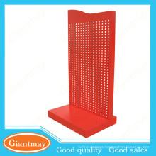 metal pegboard tabletop hanging display stand