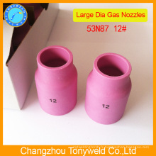 Buse en céramique en aluminium 53N87 pour tig