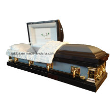 American Style Metal Coffin (18319044)