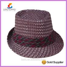 DSC 0001 LINGSHANG custom wholesale cheap paper straw hat