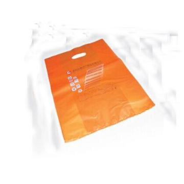 Promotional Logo Printed Packaging Shopping Bag Plastic Bag