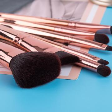 vegane Make-up Pinsel Set professionelle Handelsmarke