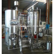 Brauereiausrüstung 500l, Mikrobrauerei, Mikrobrühsystem