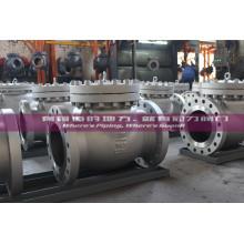 Válvulas de retenção de aço carbono API 6D