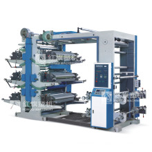 Máquina de impressão offset de seis cores