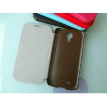 Книга дизайн роскошный кожаный чехол для Samsung Галактики S4
