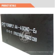 F14 Concreto forma de madera contrachapada para el mercado de Australia desde China