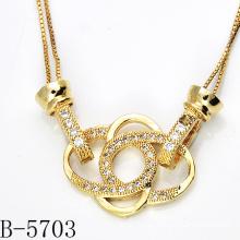 2015 Nuevo estilo de oro 925 colgante de plata de ley (B-5703, B-5715, B-5718, B-5753, B-5775, B-5789Y)