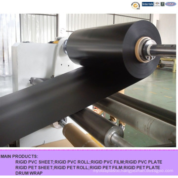 Black Embossed PVC Film for Cooling Tower Fill
