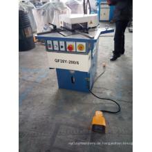 Hydraulische Ausklinkmaschine / Hydraulische Eckenschneidermaschine