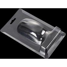 Прозрачная пластиковая упаковка коробки блистерная
