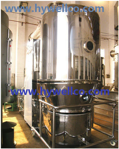 Fluidized Drying Machinery
