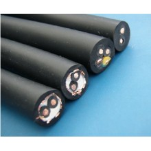 Câble d'alimentation isolé en PVC Klow Voltage