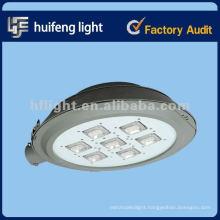 Round 70W LED Street Light