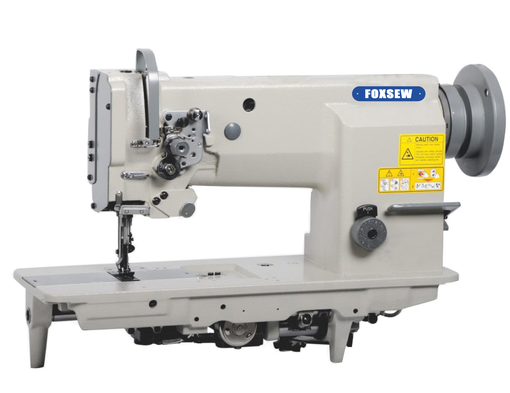 KD-20606-1 Single Needle Compound Feed Heavy Duty Lockstitch Sewing Machine
