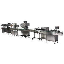 Capsule Counting and Filling Machine Line