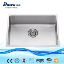 Chinese Imports Wholesale Handmade Undermount Stainless Steel Kitchen Onyx Sink With Taps