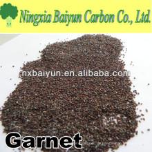 Red Garnet Filtermedien zur Wasserfiltration
