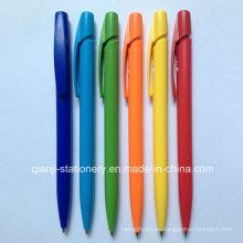 Bolígrafo de plástico multicolor (P1045A)