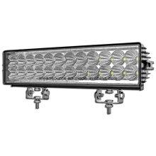 Barre de lumière de travail imperméable à l'eau haute puissance LED pour voiture universelle