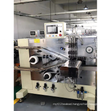lithium battery production line Winding Machine For Lithium Battery Cylindrical and Prismatic Model And Super Capacitor