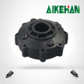 ADC12 Aluminum Alloy Die Casting Parts with CNC Machining