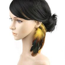 wholesale bulk china jewelry fashion Feather Earrings