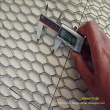 Просечно-вытяжная сетка из оцинкованной стали
