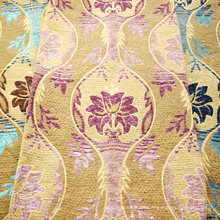 Jacquard Chenille Fabrics for Sofa Decoration