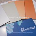 Panneaux composites en plastique d'aluminium de mur d'intérieur décoratif imperméable / acp