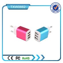 Cargador al por mayor del recorrido del cargador de la pared del USB del teléfono celular de China Supplier