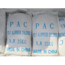 Polyaluminium Chloride (PAC 30%, 35%, 28%)