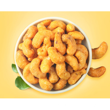 Good quality salty wholesale bitter healthy cashew nuts