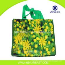 New design best quality custom reusable folding shopping bags
